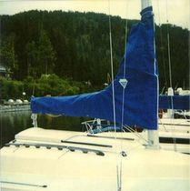 mainsail cover  Yager Sails