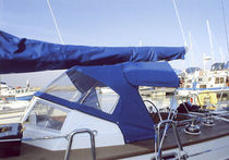 mainsail cover  Gowen Ocean Sailmakers