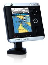 marine GPS system : chart-plotter, AIS OCHART5 FURUNO FRANCE S.A
