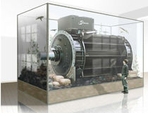 marine submersible electric motor for ships 100 - 10.000 KW Bakker Sliedrecht Electro Industrie