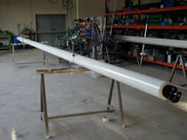 mast, spinnaker pole for sailboat  Fastmast