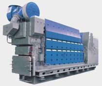 medium-speed diesel propulsion engine for ships (4 stroke, in-line type) L27/38 (1500 kW @ 720 rpm -> 2970 kW @ 750 rpm) STX Engine
