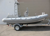 military boat : rigid inflatable boat (outboard, center console) EXTREME 17 X 8 Northwind