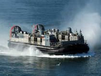 military hovercraft LCAC Hi Tech International