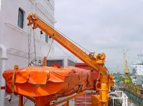 MOB boat davit for ships RMS. GLOBAL DAVIT