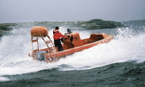 MOB boat for ships MERLIN 615 OUTBOARD - 15 P Norsafe