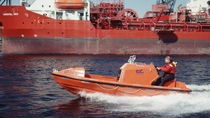 MOB boat for ships (in-board, jet propulsion) MIDGET 530 MKII - 6 P Norsafe