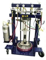 mobile adhesive spraying machine (for boatyards and shipyards) PUTTY 2000 Magnum Venus Plastech