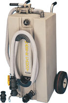 mobile boat pump-out system WASTE CADDY Todd Marine Products