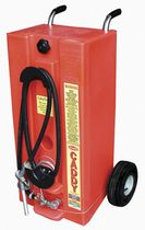 mobile fuel pump (for harbors and marinas) GAS CADDY Todd Marine Products