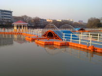 modular floating walkway ZY-W00 Zhongya Marine