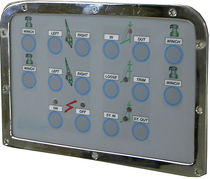 monitoring and control panel for yachts and boats  Sistek elettronica