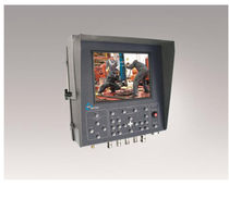 monitoring and control panel for yacht and ship video cameras VSR 100Z 4P - hazardous Bowtech Products Ltd