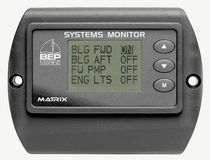 monitoring system for boat operations 600-SOM BEP Marine
