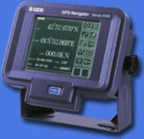 monochrome GPS for ships SRS 2000 GEM Elettronica