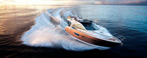 motor-boat : flybridge express-cruiser (IPS POD, 2 or 3 cabins) FLY 45 Sessa Marine