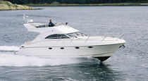 motor-boat : flybridge express-cruiser 39 F Nidelv