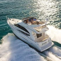 motor-boat : flybridge express-cruiser 341 SEDAN Meridian Yachts
