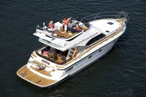 motor-boat : flybridge express-cruiser (3 cabins) 430 FLYBRIDGE Nord West