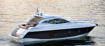 motor-boat : hard-top express-cruiser (IPS POD, 2 cabins) C44 Sessa Marine
