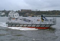 motor-boat : landing craft (aluminium, utility) ALN 063 - WAVE SUPPLIER CLASS Alnmaritec