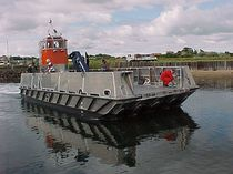 motor-boat : landing craft (aluminium, utility) ALN 023 - WAVE SUPPLIER CLASS Alnmaritec