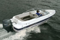 motor-boat : outboard bow-rider runabout 180 LE O/B Grew