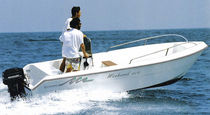 motor-boat : outboard center console boat WEEKEND ECO Conero