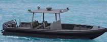 motor-boat : outboard center console boat (twin engine, T-Top) PREDATOR Alcatraz Marine