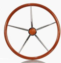 motor-boat wooden steering wheel &Oslash; 600 mm | TYPE C ikibro ltd.