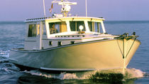 motor-boat : express-cruiser (downeast, semi-custom) Spencer Lincoln Lobsteryacht, HOLLANDAISE 2003 Covey Island Boatworks