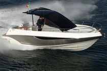 motor-boat : hard-top express-cruiser (high performance) 30 GT Salpa