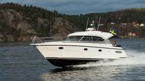 motor-boat : hard-top express-cruiser (IPS POD, 3 cabins) 370 COUPE Nord West
