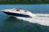 motor-boat : in-board bow-rider runabout (with cabin) 2700 CUDDY Ebbtide