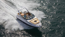 motor-boat : in-board cabin-cruiser (sport, 4 berth) STYLE 280 GT FIBRAFORT BOATS BRAZIL