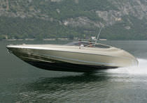 motor-boat : in-board cabin-cruiser (twin berth) 27.5 Cantiere Linetti
