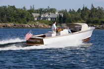 motor-boat : in-board center console boat (sundeck) SAMOSET 30 Samoset Boatworks, Inc.