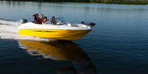 motor-boat : outboard bow-rider runabout 172 OB Starcraft