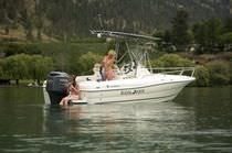 motor-boat : outboard center console boat (T-Top) EXPLORER 602CC Campion