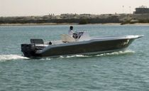 motor-boat : outboard center console boat (twin engine) DINO 31 Al Marakeb