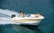 motor-boat : outboard side console boat (sundeck) RIO 500 SOL Rio Iberica