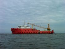 multi-purpose vessel : buoy tender / hydrographic survey / tugboat (shipyard)  Nam Cheong Dockyard Sdn Bhd