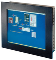 "multifunction monitor for boats (PC, video, navigation system, touchscreen) WIDE 15.4"" IED"