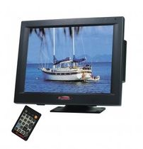 multifunction monitor for boats (PC, video, navigation system) LRZ 1100G Lorenz