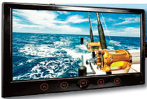 multifunction monitor for boats (PC, video, navigation system) IM-MON-07 - 09 (P) Iris Innovations Limited