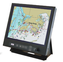 multifunction monitor for ships (PC, video, navigation system) DURAMON ISIC