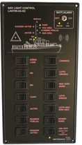 navigation lights monitoring and control panel for yachts and ships  Retronic