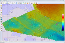 navigation, positioning and data acquisition software MULTIBEAM QPS Quality Positioning Services