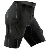 neoprene short HYBRID  Scubapro