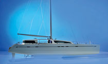 ocean cruising catamaran (sailboat) SEA VOYAGER 83 ESY concept